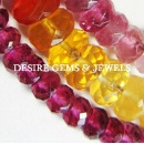 Faceted Beads (India)