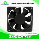 Full Plastic Dc Fan 120x120x38mm CE/CCC/ROHS/SGS/UL Approved (Mainland China)