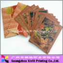 Kraft Paper Postcard And Hot Stamp Envelope Printing (China)