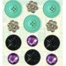 Jewelry Button Set (Hong Kong)