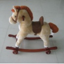 Plush Ride-On Toys & Plush Rocking Horse -Yancheng Tongxin Toys (China)