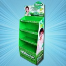 Cardboard Display Stand for the Magazines (China)