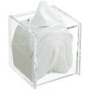 Acrylic Clear Napkin Paper Boxes (China)