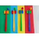 Double Happiness Chopsticks Set- 4 Colours (Hong Kong)