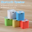 Mini Bluetooth Speaker Mini Camera Button Speaker (Button Only For Android) (Hong Kong)
