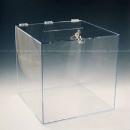 Large Clear Acrylic Ballot (China)