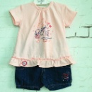 Baby's T-Shirt and Shorts (China)