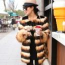 Faux Fur Coat (Hong Kong)