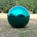Stainless Steel Gazing Ball (China)