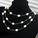 Fresh Water Pearl Necklace (Mainland China)