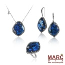 MARC - Blue Abalone Jewelry Set (Thailand)