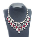 Diamond and Ruby Necklace (Thailand)