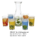 Colored home goods fancy beer drinking glass coffee mug cup (Mainland China)