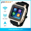 High Quality Watch Mobile, Base on Android 4.4.2 kitkat, with BT, WiFi, GPS (Mainland China)