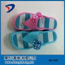 Mid-heel Slipper with Tie-Bow (Hong Kong)
