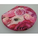 Rose printed cover mirror (Hong Kong)