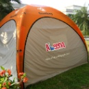 Outdoor Exhibition Inflatable Tent (Hong Kong)