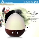 Mini Egg 150ml Glass and Wooden Aroma Diffuser (China)