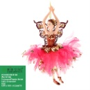 Polyresin Ballet Dancer Ornament (Hong Kong)