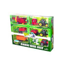 6-in-1 Toy Farm Truck Set (Mainland China)