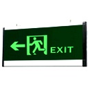 LED Emergency EXIT Sign Lamp (Hong Kong)