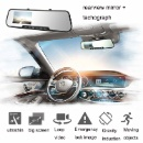 HD Auto Driving Video Mirror Recorder (China)