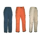 Children's Down Feather Woven Trousers (Hong Kong)