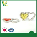 Double Heart Carabiner (Hong Kong)