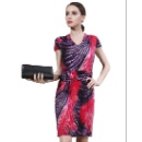 Women's Luxurious Dress (China)