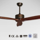 Remote Controlled Ceiling Fan with Light 52YOF-3092 (China)