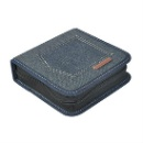 Nylon DVD storage bag for 48CDs (Mainland China)
