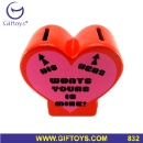 Heart Shape Money Box (Mainland China)