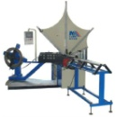 Spiral Tube Forming Machine (China)