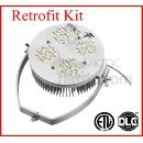 60W Retrofit Kit ETL DLC Approved Cree Meanwell to repalce old HM or HPS (China)