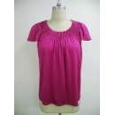Women's Knitted T-Shirt (Hong Kong)
