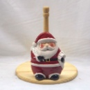 Santa Paper Holder (Hong Kong)