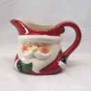 Ceramic Santa Milk Pot (Hong Kong)
