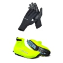 Cycling Gloves and Shoe Covers (Hong Kong)