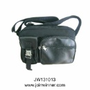 Leather Shoulder Bag (Hong Kong)