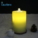 Flameless Candle Water Fountain LED Candle (Mainland China)
