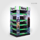 4-Way Floor Cardboard Corrugated Display Stands (China)