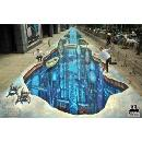 3D Painting Decoration (Hong Kong)