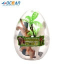 Mini Rubber Animal Kids Egg Toys (Mainland China)
