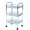 3 Tier Stainless Steel Trolley (China)