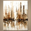 Wholesale Handmade Oil Painting On Canvas (Mainland China)