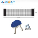 Ping Pong Balls Portable Net Table Tennis Set (Mainland China)