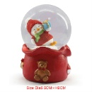 Resin Snowglobe (China)