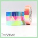 Morphing Color Changing Iridescent Tape (Taiwan)