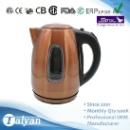 1.7l With Water Window Stainless Steel Electric Kettle (China)