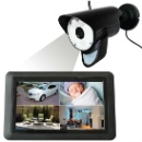 HD (720P) Security Camera and Lighting System (Hong Kong)